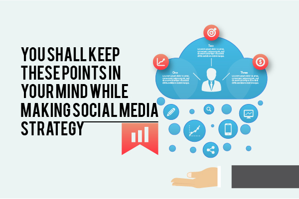 You shall keep These Points in Your Mind While Making Social Media Strategy